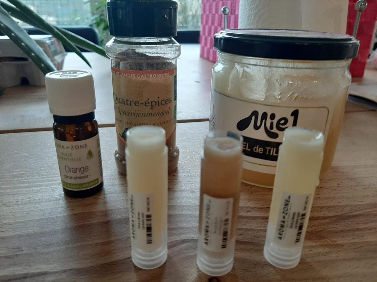 DIY – Le baume à lèvres hydratant etréparateur